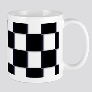 checkerboard Mugs