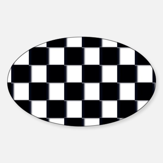 checkerboard Decal