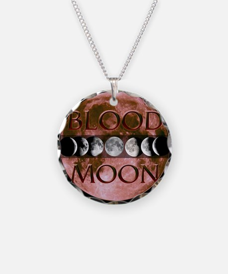 Blood Moon Necklace