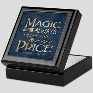 Magic Comes with a Price Keepsake Box
