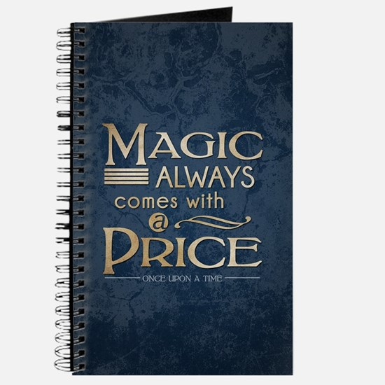 Magic Comes with a Price Journal