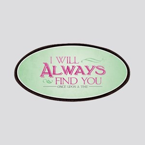 I Will Always Find You Patch