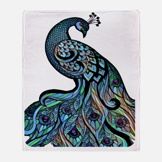 Cute Ornamental Throw Blanket
