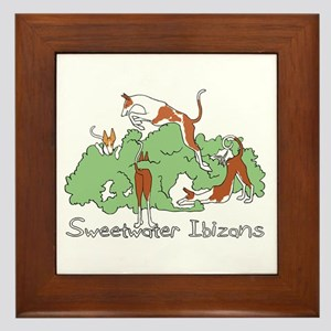 Sweetwater Framed Tile