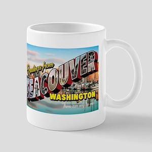 Seacouver Postcard Mugs