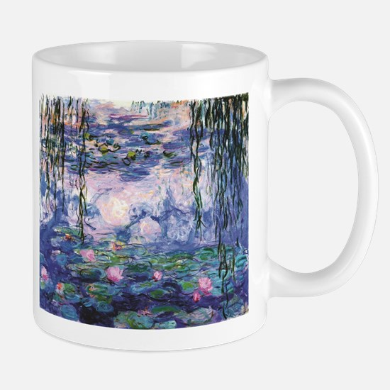 Monet's Water Lilies Mugs