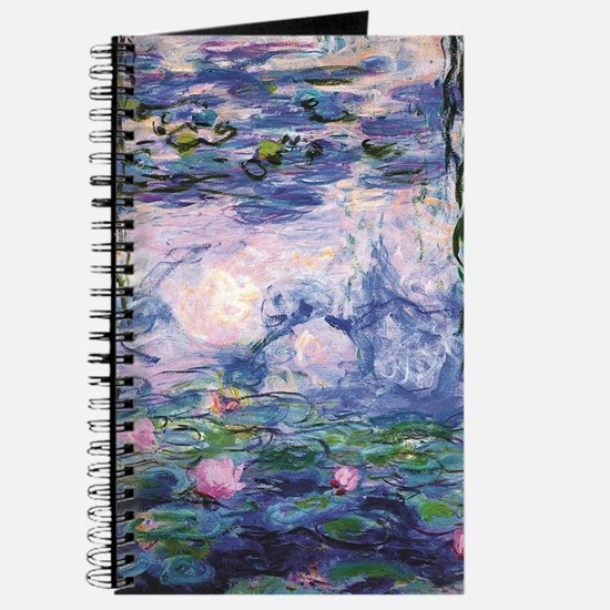 Monet's Water Lilies Journal