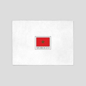 Morocco 5'x7'Area Rug