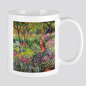 Iris Garden by Monet Mugs