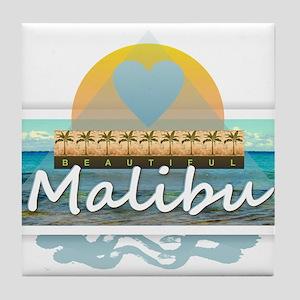 Malibu Tile Coaster