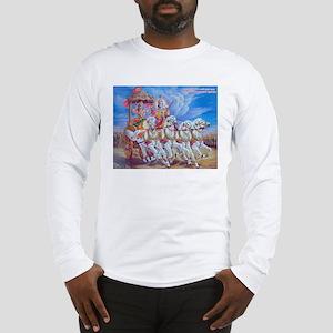 krishna_arjuna Long Sleeve T-Shirt