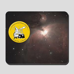 Orion Nebula Mousepad