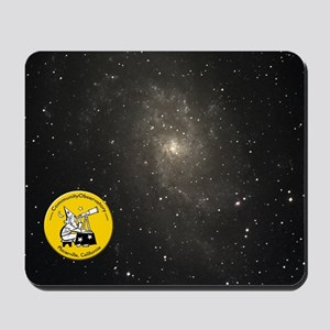 Triangulum Galaxy Mousepad