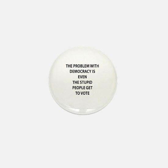 Unique Dumb Mini Button