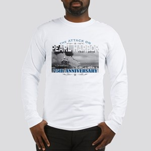 Pearl Harbor Anniversary Long Sleeve T-Shirt