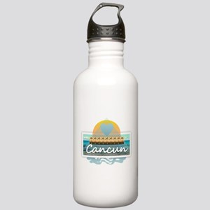 Cancun Stainless Water Bottle 1.0L