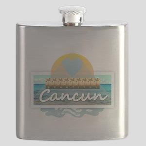 Cancun Flask