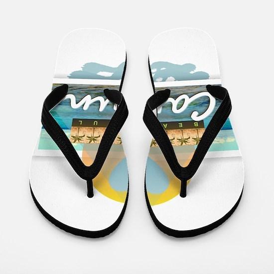 Cancun Flip Flops