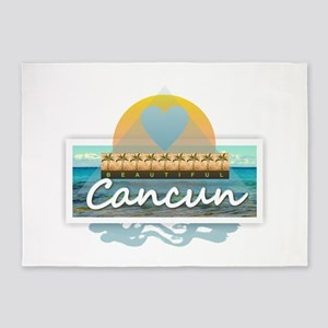 Cancun 5'x7'Area Rug