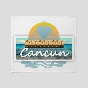 Cancun Throw Blanket
