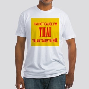 Hot Thai Fitted T-Shirt
