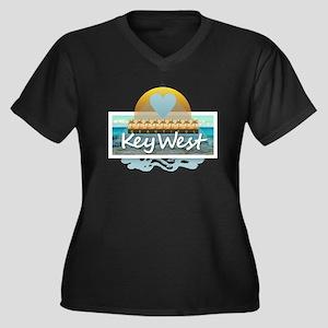 Key West Plus Size T-Shirt