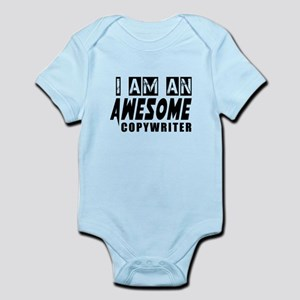 I Am Copywriter Infant Bodysuit