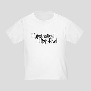 Hypothetical Toddler T-Shirt