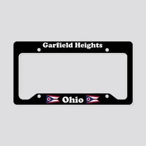 Garfield Heights OH - LPF License Plate Holder
