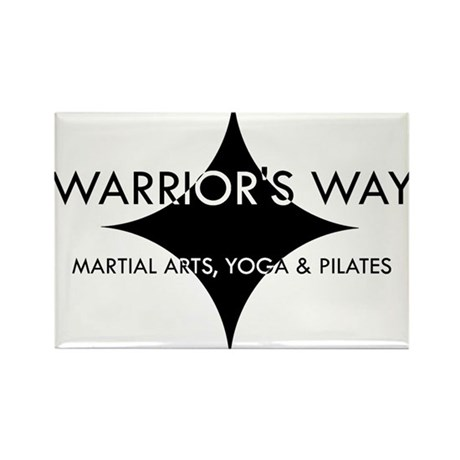 Warrior's Way Rectangle Magnet (100 pack)