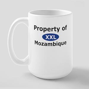 Mozambique Large Mug