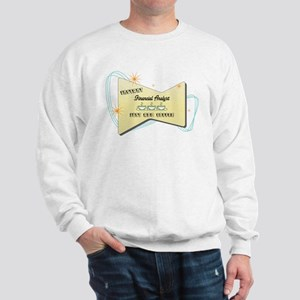 Instant Financial Analyst Sweatshirt
