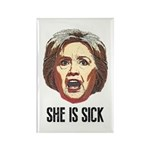 Hillary Clinton Is Sick Magnets