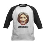 Hillary Clinton Has Short Circuited Baseball Jerse
