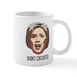 Hillary Clinton Has Short Circuited Mugs