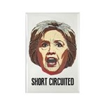 Hillary Clinton Has Short Circuited Magnets