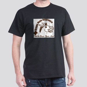 Brown Mule Insurance T-Shirt