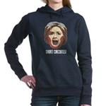 Hillary Clinton Has Short Circuited Women's Hooded
