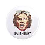 Never Hillary Clinton 3.5