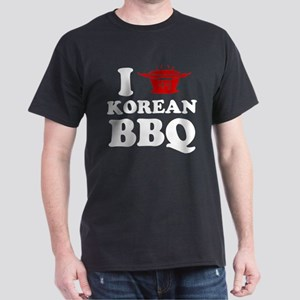 I Love Korean BBQ T-Shirt