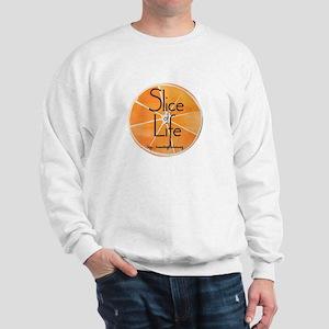 SOLSC Orange Slice Sweatshirt