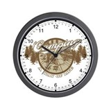 Camping Wall Clocks