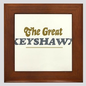 Keyshawn Framed Tile