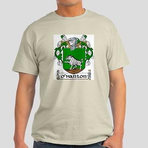 O'Hanlon Coat of Arms Light T-Shirt