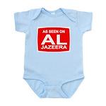 As seen on Al Jazeera Infant Bodysuit