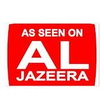 As seen on Al Jazeera Postcards (Package of 8)