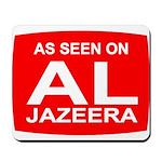 As seen on Al Jazeera Mousepad