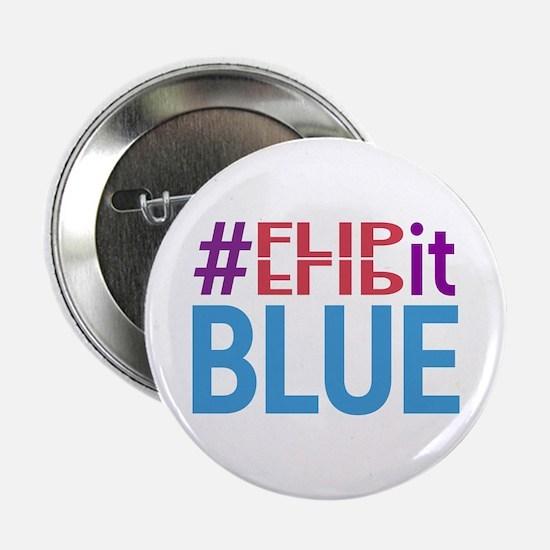 "#FlipItBlue in 2018 2.25"" Button"