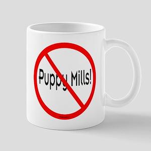 No Puppy Mills Mug