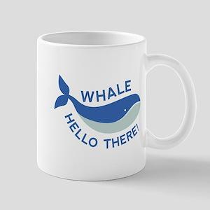 Whale Hello There! Mug